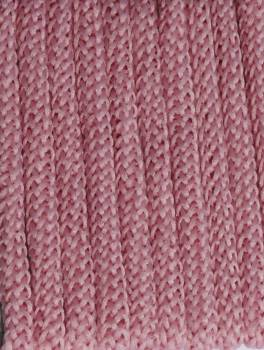 Polyester-Kordel 5mm Hell- Pink