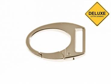 Karabiner 20mm Hell-Gold
