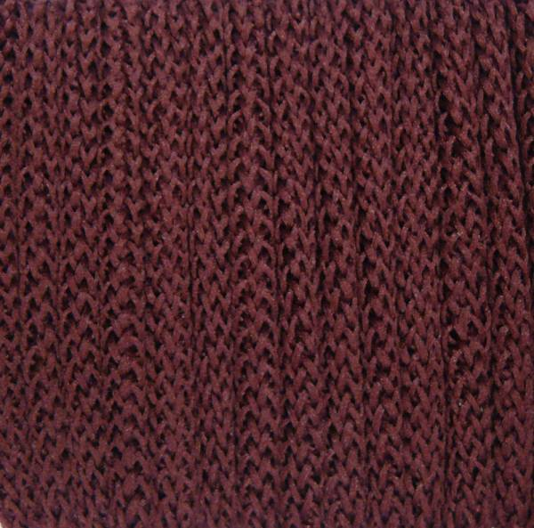 Polyester-Kordel 5mm  Bordeaux
