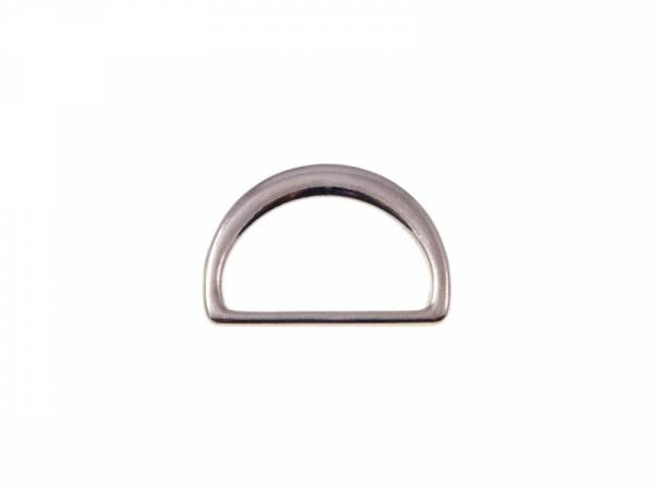 D-Ring 29x17x2mm Nickel