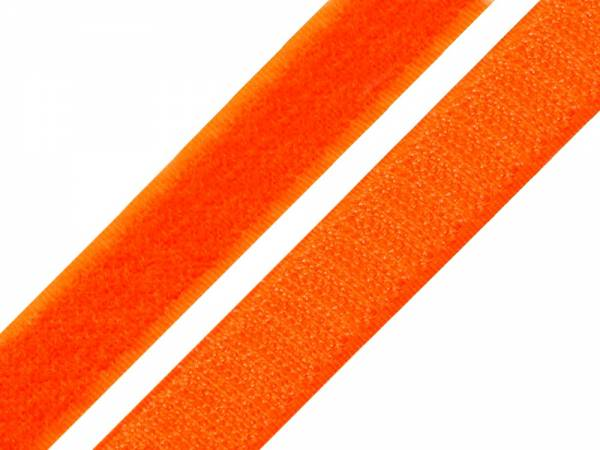 Klettband  Orange 20 mm